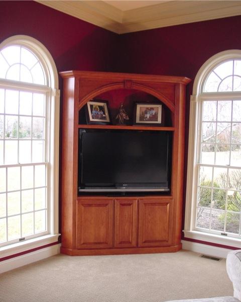 C1 Corner TV Cabinets